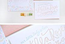 Letterpress ♡
