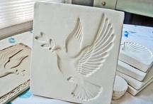 doves sculpture
