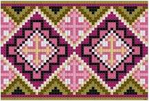 The Bunad Cross Stitching