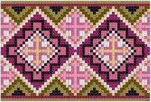 The Bunad Cross Stitching