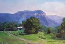 Art - Landscapes / by Lisa LoPiccolo