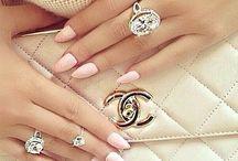 Glamour style luxury