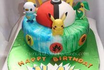Liams birthday cake