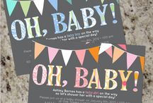 Baby Shower/Birth Announcement