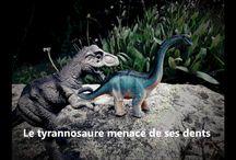 chanson dinosaures