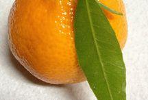 Mandarina / Tangerine / La fragancia inspirada en el azahar de los naranjos en primavera.