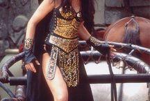 Xena - principessa guerriera outfit