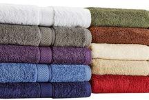 Towel, Hand towels