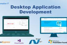 Desktop Application Development Services- Hire .Net Developers