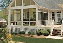 Patio - sun room