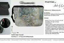 PRATICA by Art oft Carmen Praast Tirler / Taschen- und Börsenkoektion mit Kunst