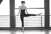 Ballet Barre / by Kate Tipton
