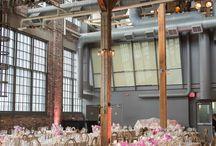Wedding inspiration - industrial