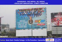 Esselworld & Water kingdom / Global Advertisers creates big impact for Esselworld & Water kingdom Mumbai 