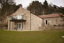 Hartoft Barn, Rigg End Farm, North Yorkshire / New barn conversion now available with extensive North Moor views.