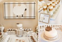 First Birthday Party Ideas / by Neish Fuller-Radgosky