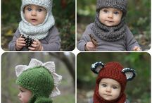 baby and child hats