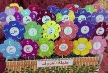 Kur'an alfabesi etkinlik