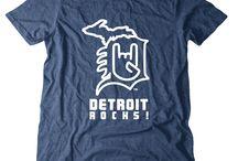 Men's Michigan T-Shirts