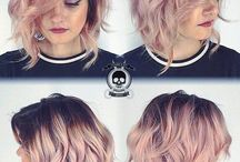 Stuff I wanna do w/ my hair