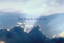 Messages God would like us to get / by Susanne Jones