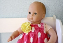 Dolly Love: Baby Dolls / by Jamie Enochs