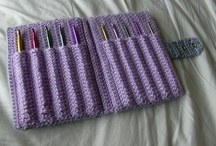 etui voor haaknaalden / case for crochet hooks