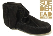 SUEDEHEAD SHOES
