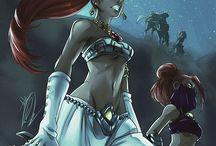 The Legend of Zelda Nabooru