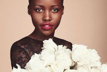 ✨darlings,cool !! God blessed talent actresses Lupita Nyong smile✨✨✨