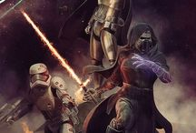 Star Wars Comic Book Art / Awesome Star Wars art
