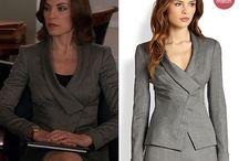 Blazers, jackets. ....
