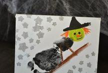 Čarodějnice, halloween