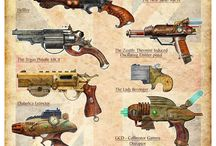 Weapons (Drawing idears)