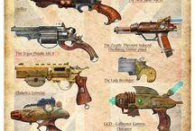 Guns and more guns