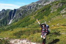 笠ヶ岳(北アルプス)登山 / 笠ヶ岳の絶景ポイント 北アルプス登山ルートガイド。Japan Alps mountain climbing route guide