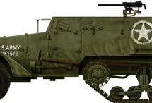 HALF-TRACK M2