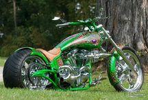 216 custom garage / motosiklet
