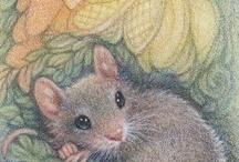 Mimi / Illustrations souris, rongeurs