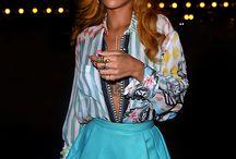 Rihanna / by Celeste Mayhon