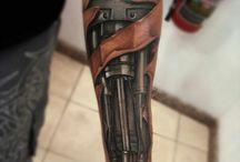 Mek tattoo