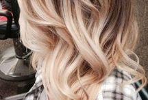 Hair ambre
