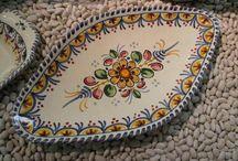 Spanisk ceramic