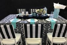 Breakfast at Tiffany's / The colours and our products available for this theme