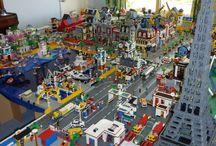 Lego èpítmények