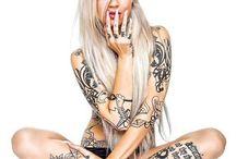 Look & Fringues : Tatouage