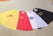 Jhanke superhero party