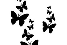 Stencil Designs DIY / Do with as you please