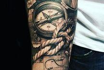 brock tattoo