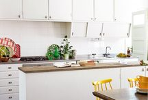 Interiør og design / Fine rom og stiler. Design.